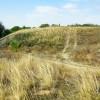 Ракушечные выходы и обрывы по берегам Мёртвого Донца
